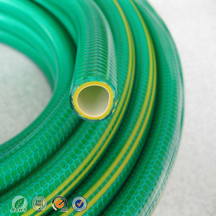 Stainless Steel Wire Reinforced 4 inch PVC Flexible Hose Pipe ...