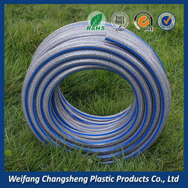pvc soft clear garden pipe